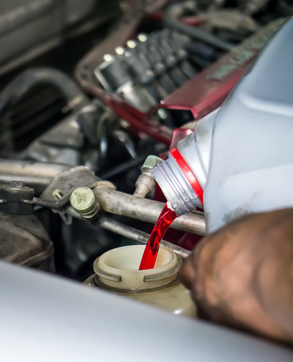 How to Identify a Transmission Fluid Leak