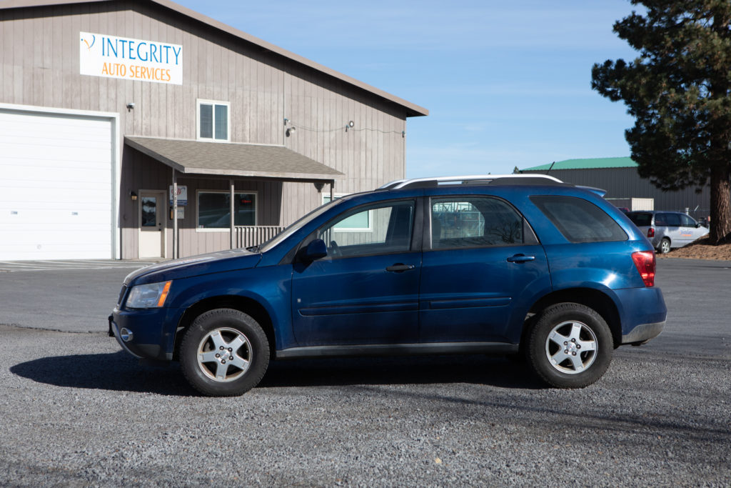 2008 Pontiac Torrent preview